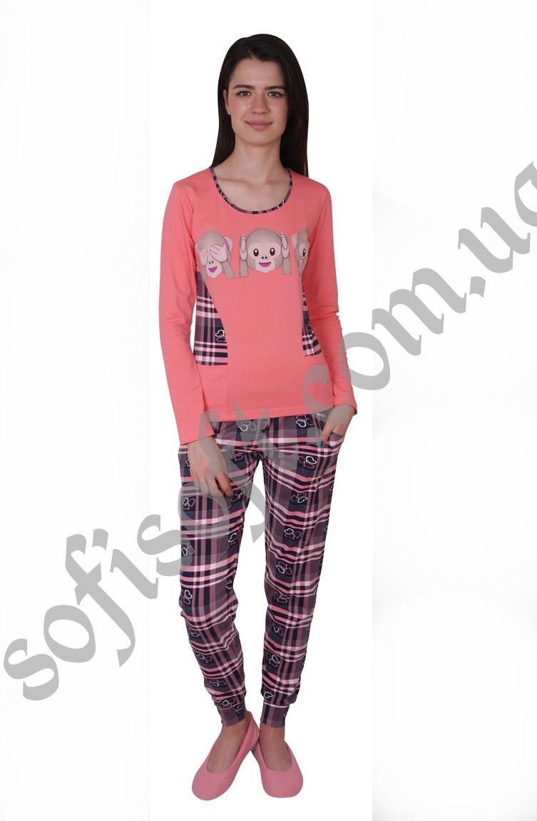 Пижама женская Nicoletta 86475