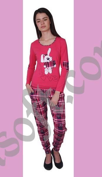 Пижама женская Nicoletta 86484