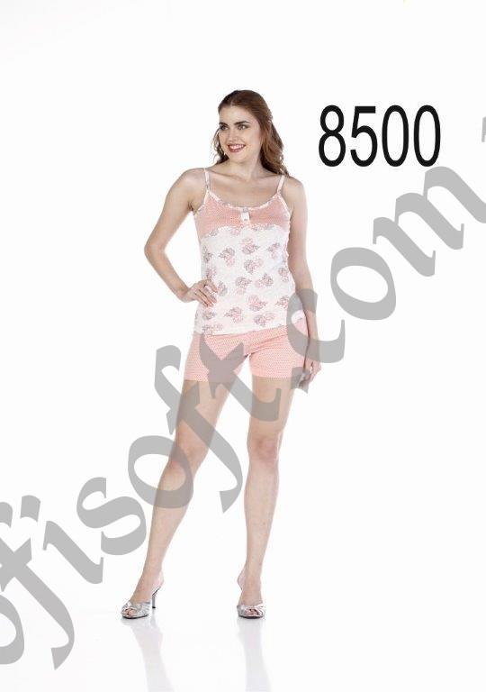 Пижама женская шорты Metin 8500