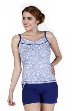 Пижама женская шорты Metin 8524