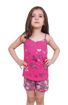Пижама детская шорты NIC 85183