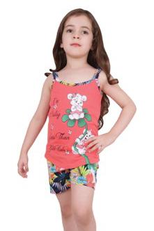 Пижама детская шорты NIC 85184