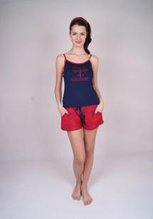 Костюм женский шорты NIC 92083