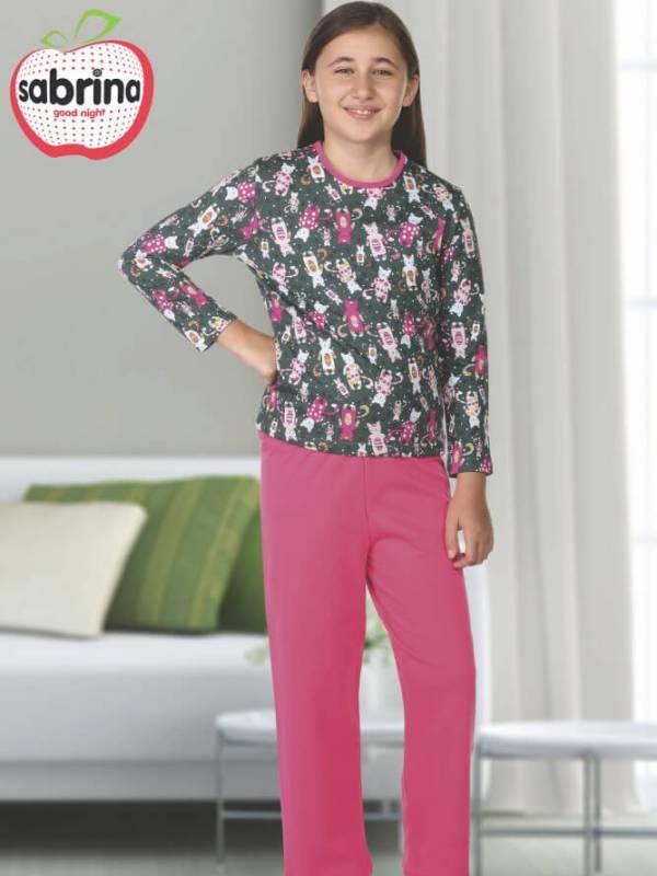 Пижама детская SAB.V 0514 MAV