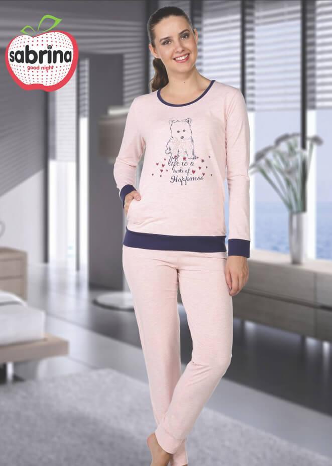 Пижама женская SAB. 41491 YSL