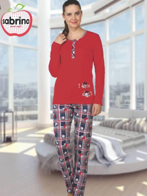 Пижама женская SAB.V 45045 LAC