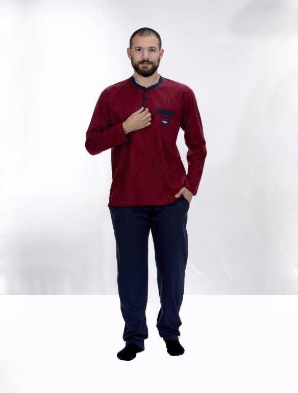 Пижама мужская Metin 5738