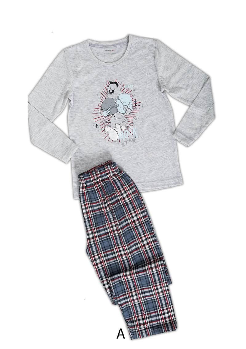 Пижама детская трикотаж 6051865088