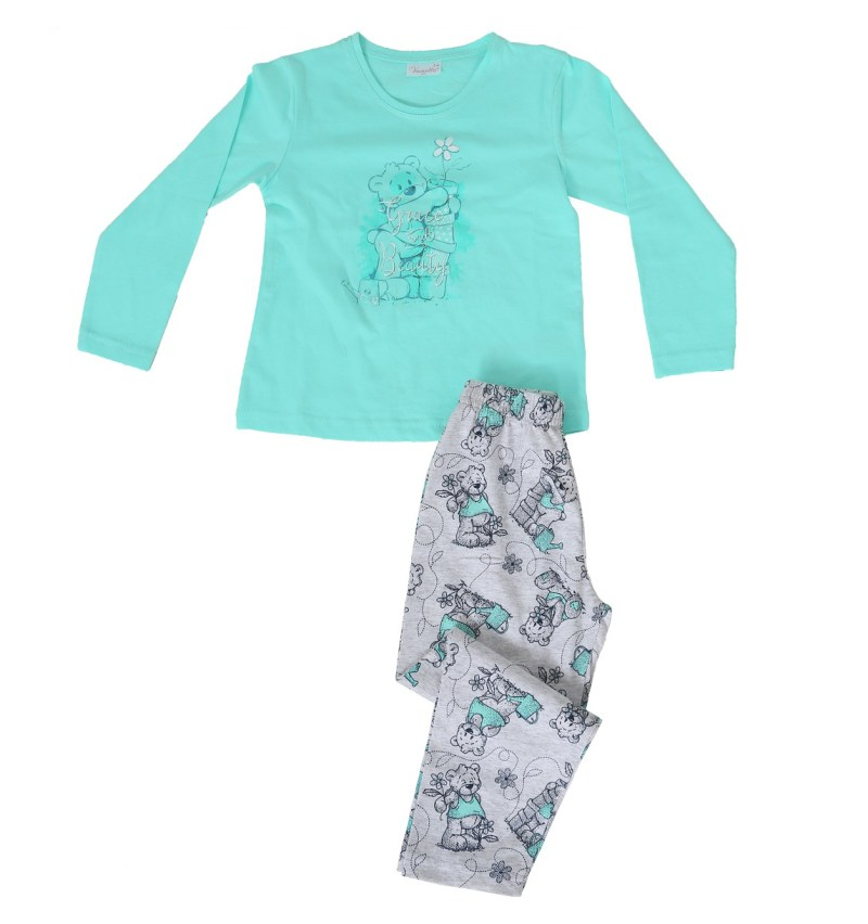 Пижама детская трикотаж 5100143244