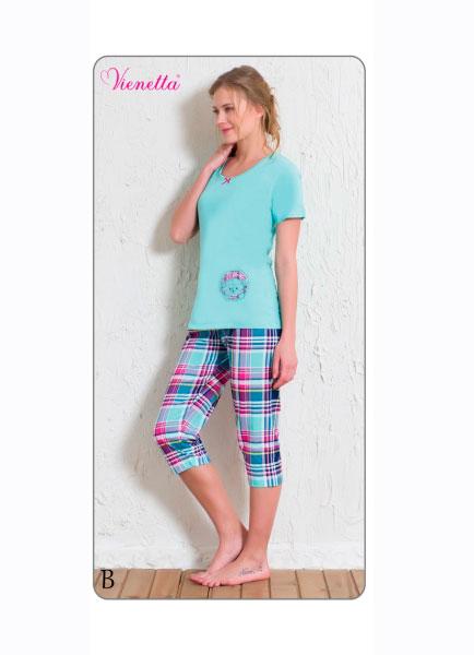 Пижама женская Капри 5110715214