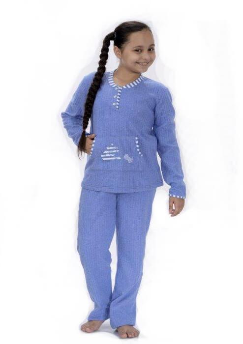 Пижама детская Metin 7028
