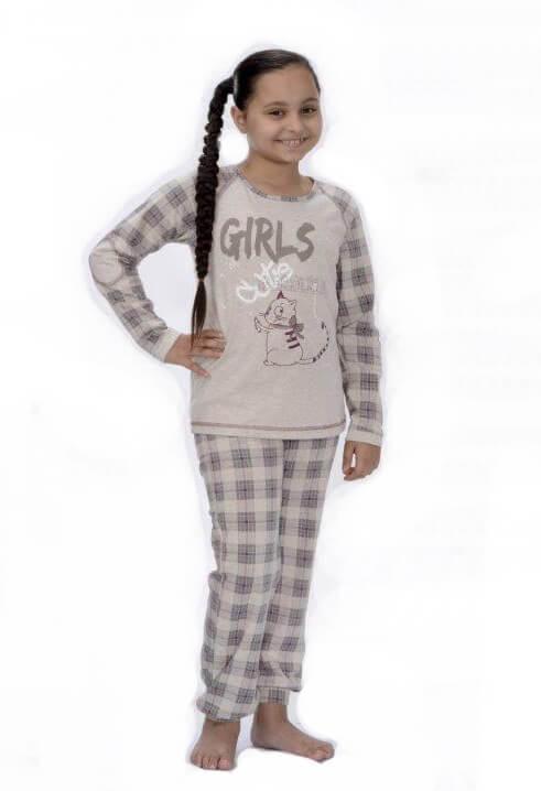 Пижама детская Metin 7032