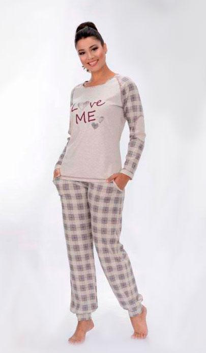 Пижама женская брюки Metin 5760