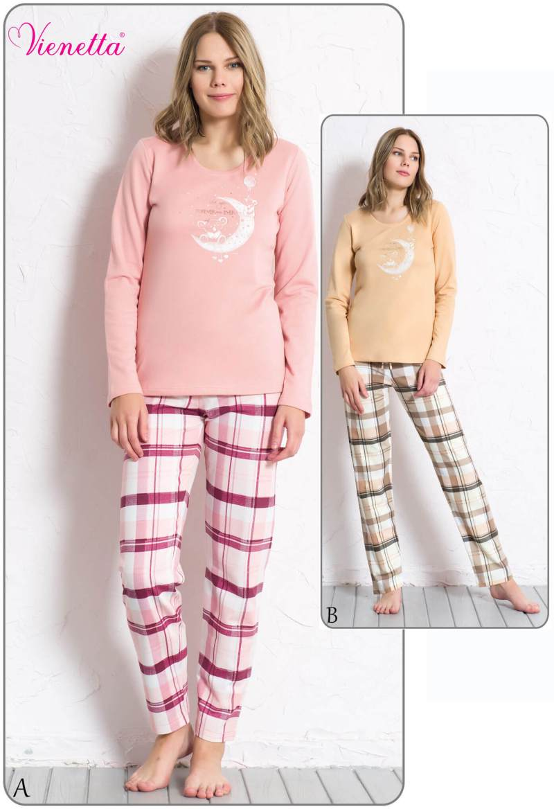 Пижама женская Байка 6051187044