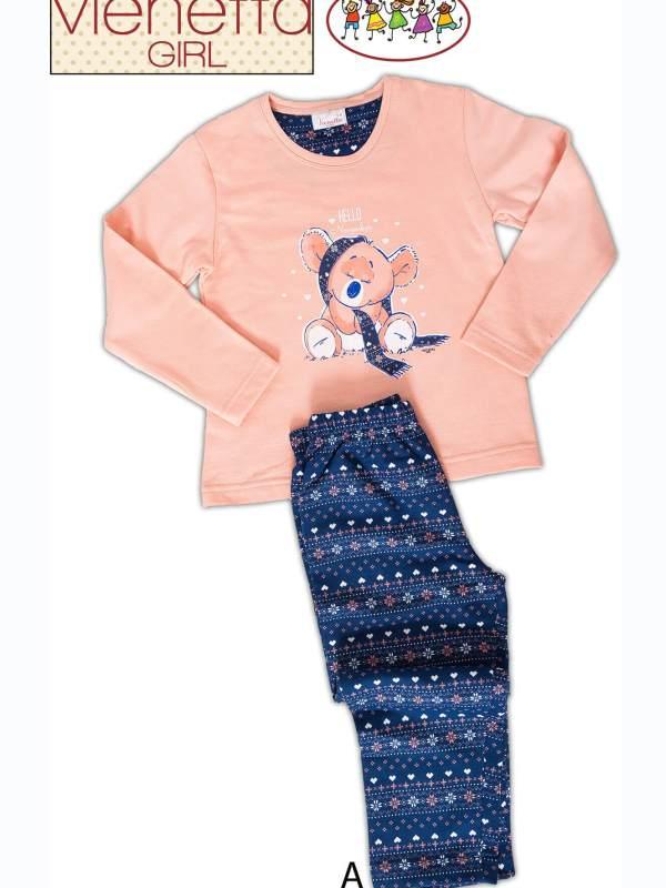 Пижама детская байка 6051202006
