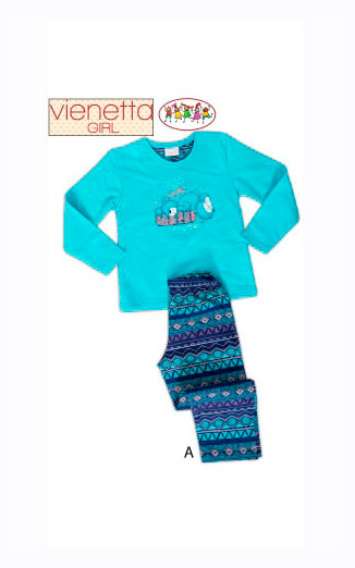 Пижама детская 6051221969