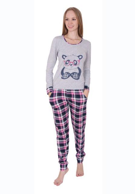Пижама женская брюки 86681