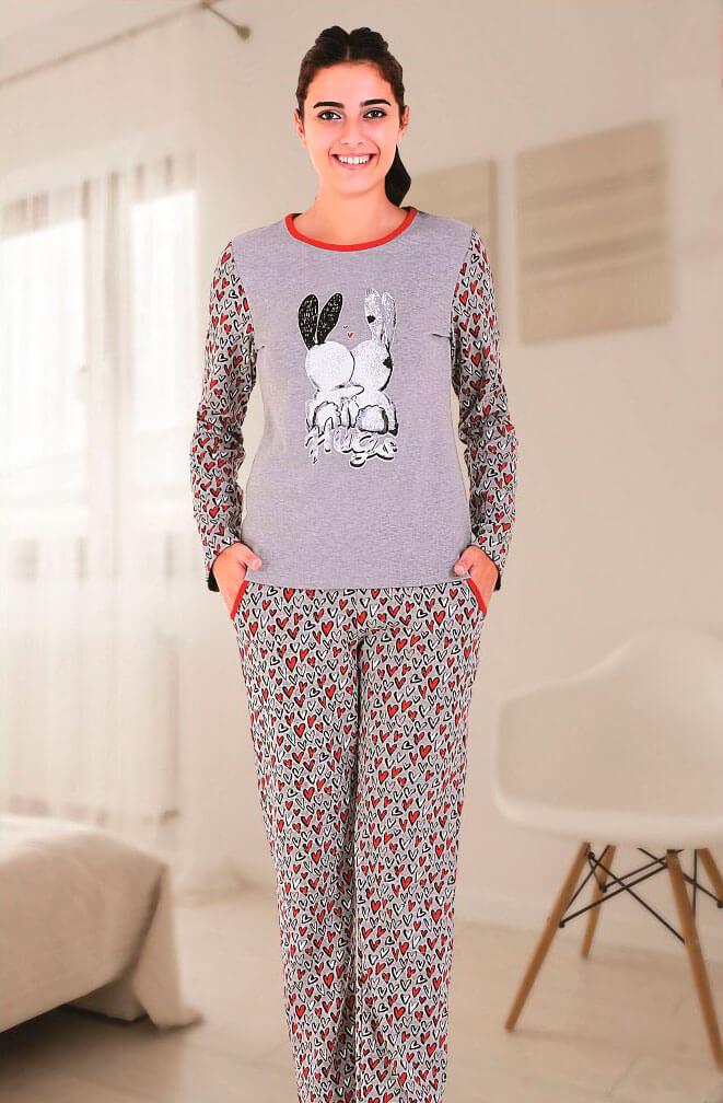 Пижама женская SAB.D44803