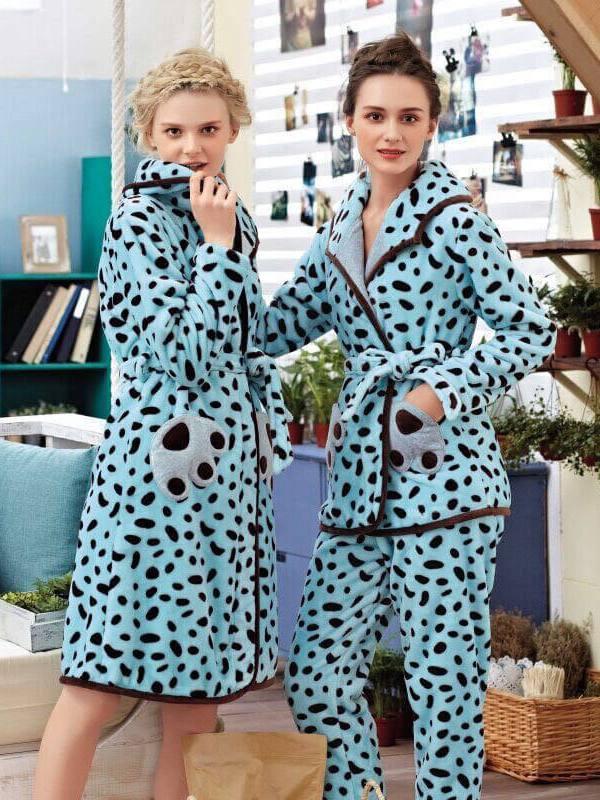 Пижама женская пиджак Jade Aubergine 561097