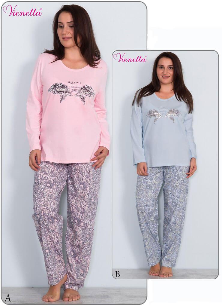 Пижама женская брюки 6090290571