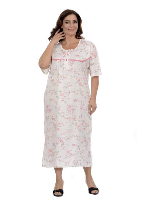Ночная рубашка Metin 2155