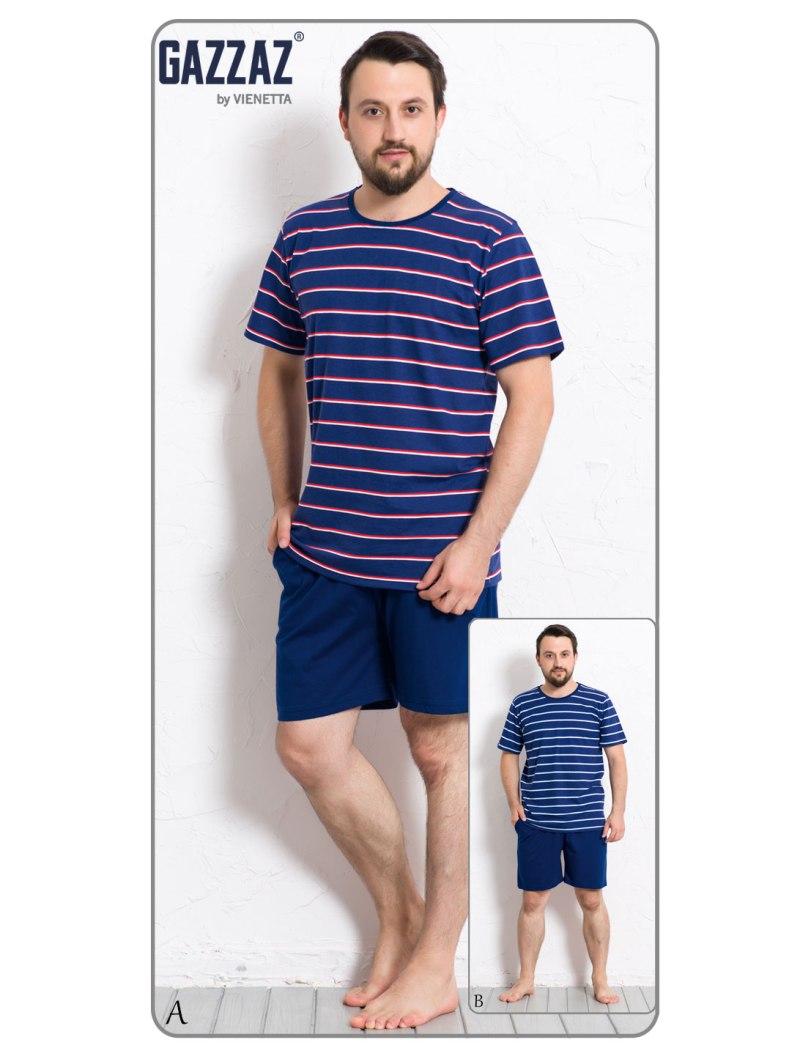 Пижама мужская шорты 6070772367