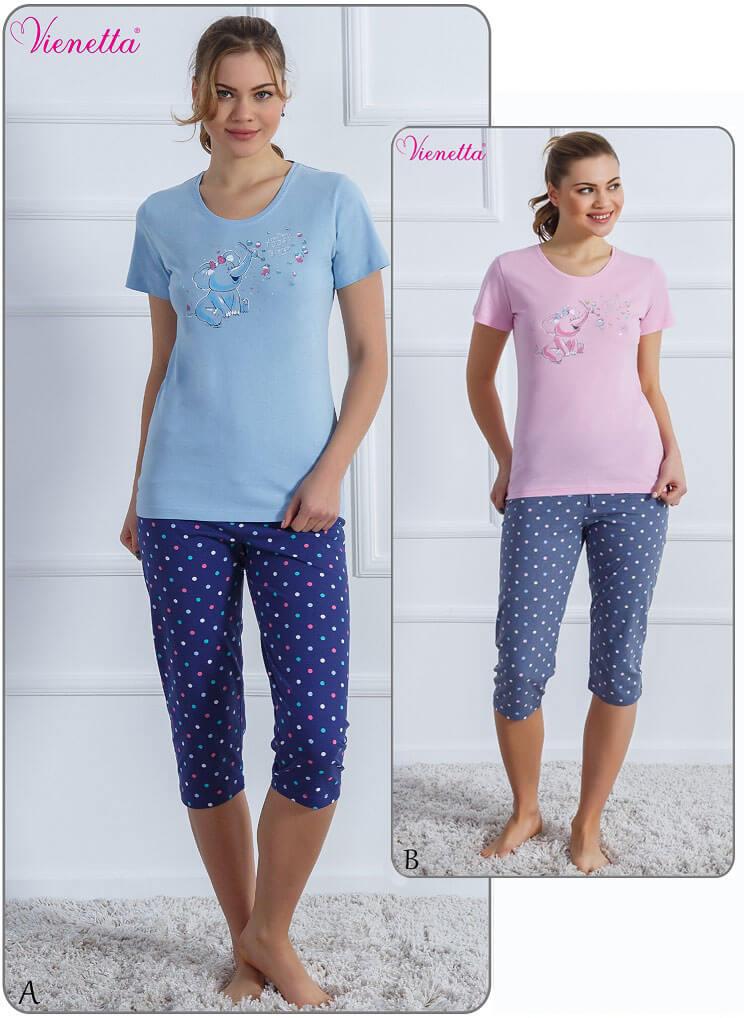 Пижама женская Капри 6103034451