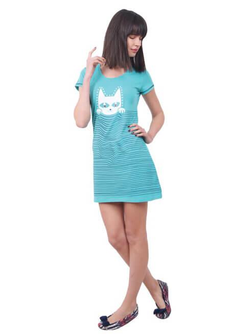 Ночная рубашка Nicoletta 83448