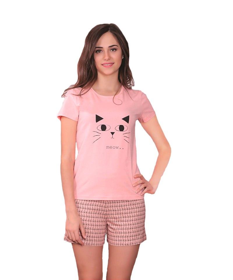Пижама женская шорты SAB.H 62821