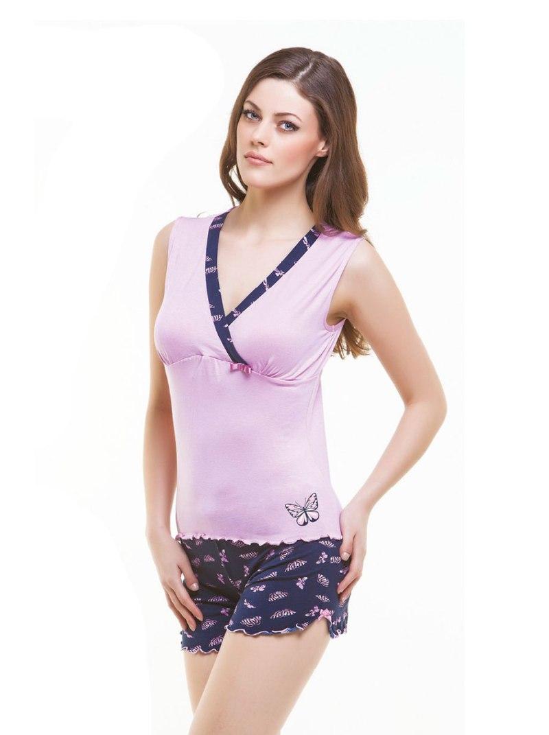 Пижама женская шорты Cocoon 1027 GAST