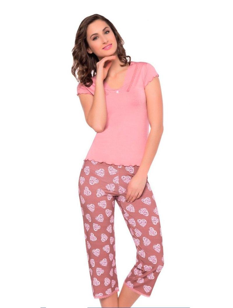 Пижама женская капри Cocoon 1067 KK