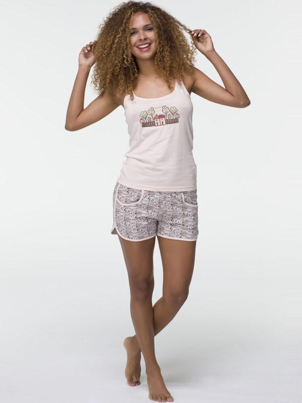Пижама женская шорты Hays 16566-B206