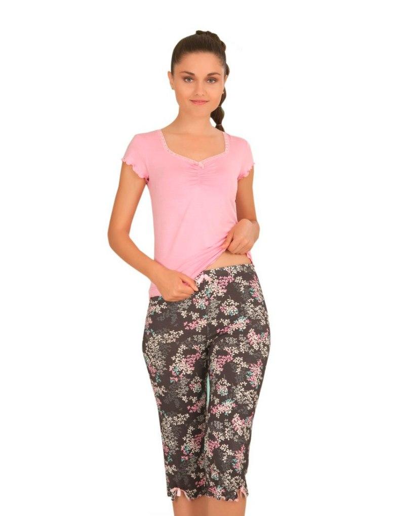 Пижама женская капри Cocoon 694 KK