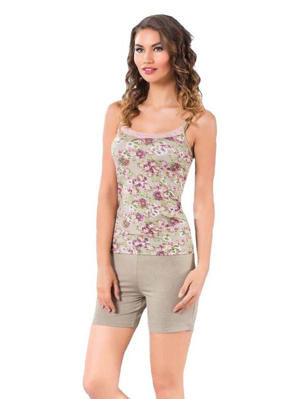 Пижама женская шорты Cocoon 880 ST