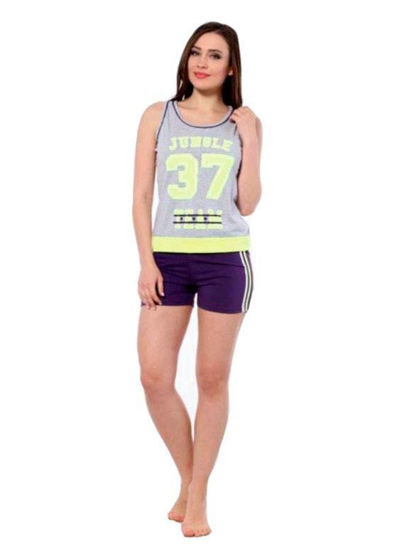 Пижама женская шорты Metin 8890