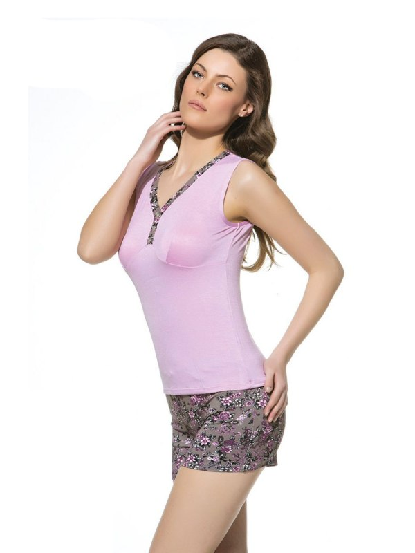 Пижама женская шорты Cocoon 1036 GAST