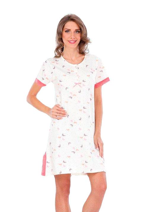 Ночная рубашка Metin 2252