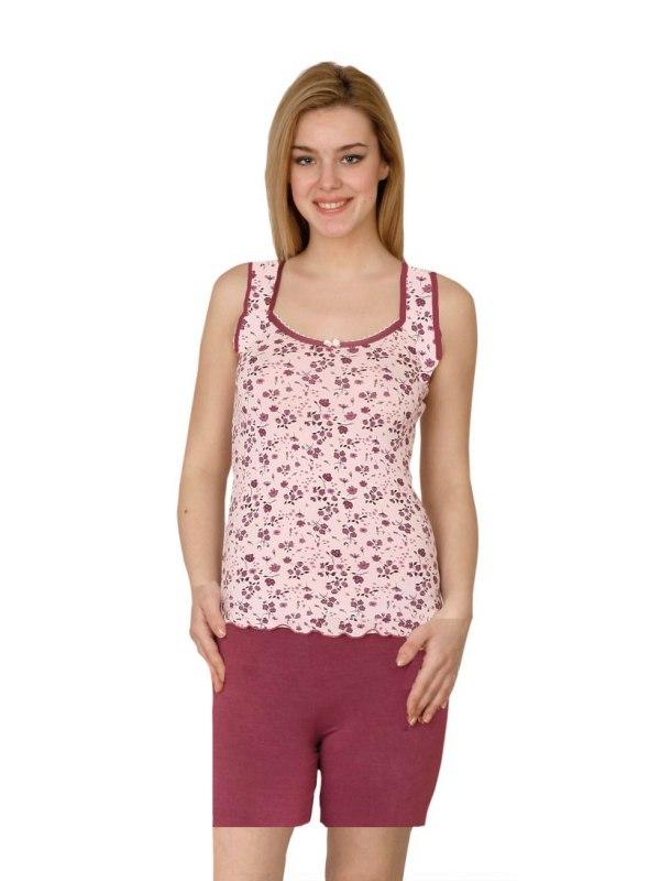 Пижама женская шорты Cocoon 669 GAST
