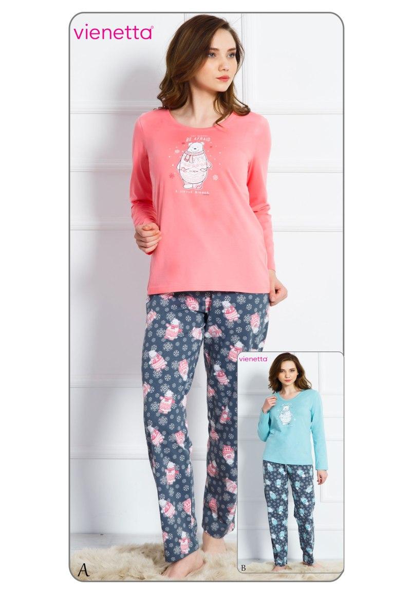 Пижама женская брюки 7030075130