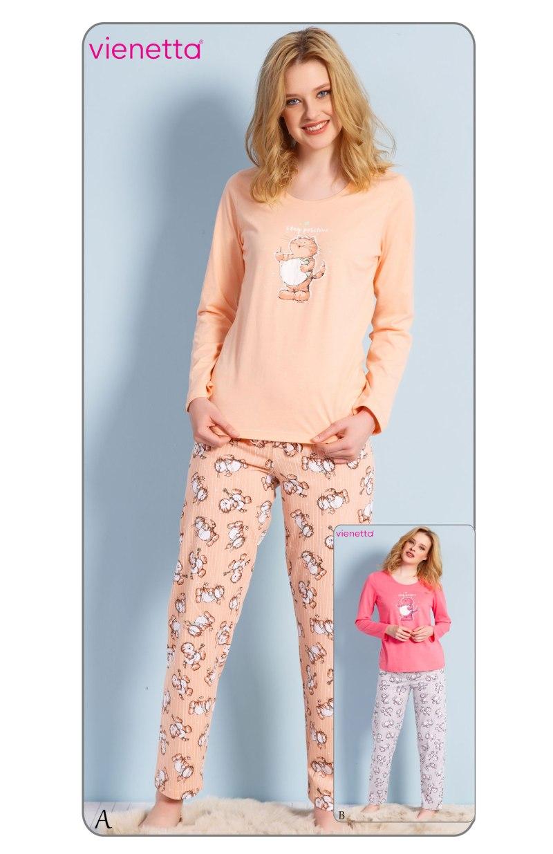 Пижама женская брюки 7030333122