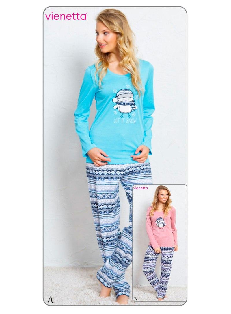 Пижама женская брюки 7050891956