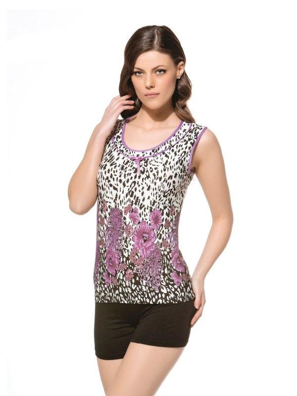 Пижама женская шорты Cocoon 1045 GAST