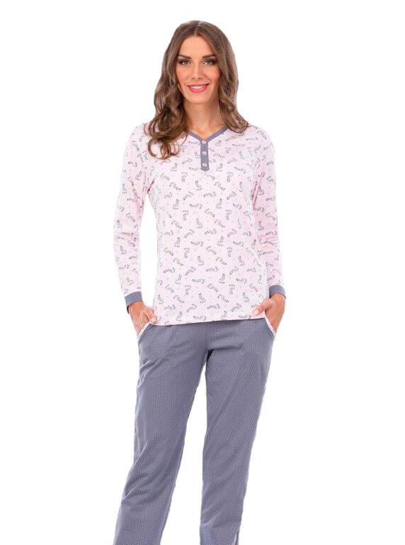 Пижама женская Metin 5012