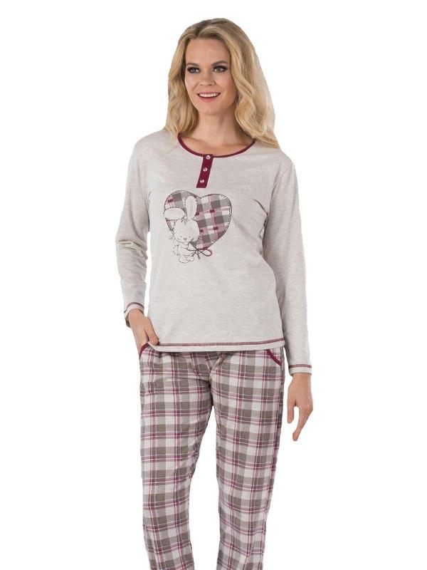 Пижама женская Metin 5058