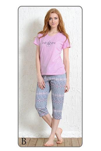 Пижама женская Капри 5110194002