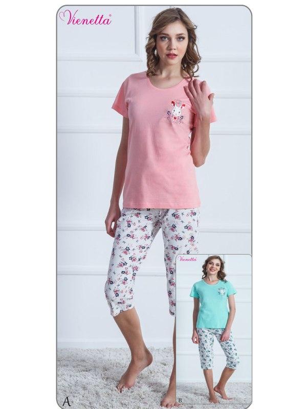 Пижама женская Капри 6110175473