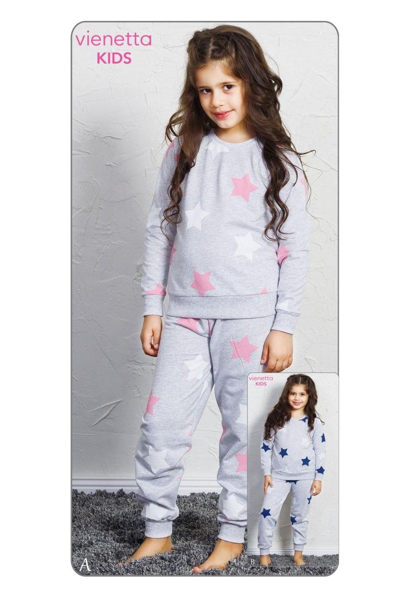 Пижама детская байка 7040532214