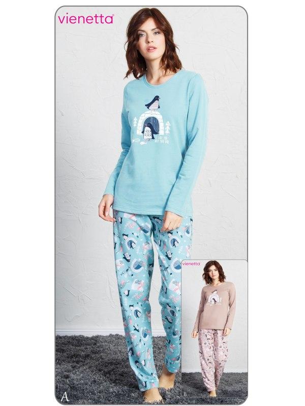 Пижама женская Байка 7081620391