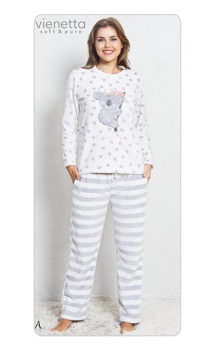 Пижама женская брюки SNK91 3359