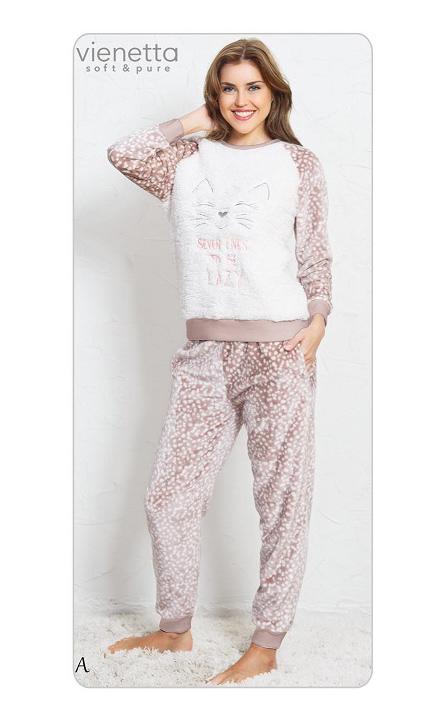 Пижама женская брюки SNK114 3382
